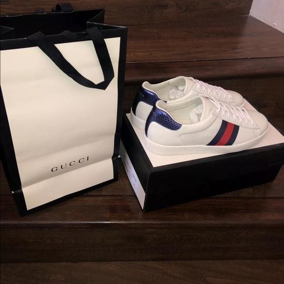 b98c629cc23 Men s Gucci Ace Sneakers